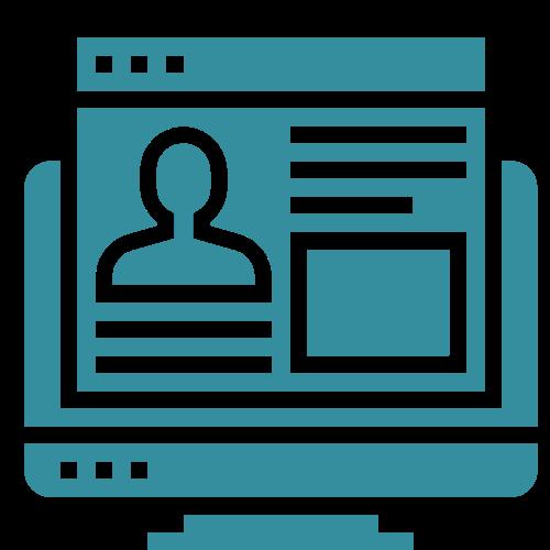 IconWebsiteerstellung und Content