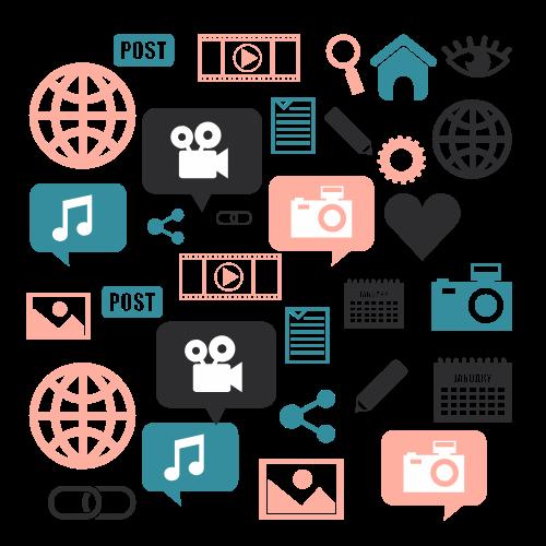 Icon Social Media Beratung