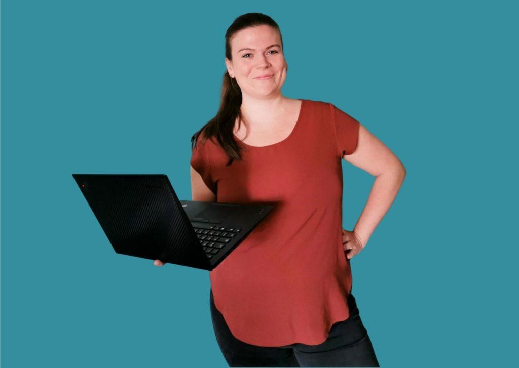 Anna Lange Online Marketing Spezialistin