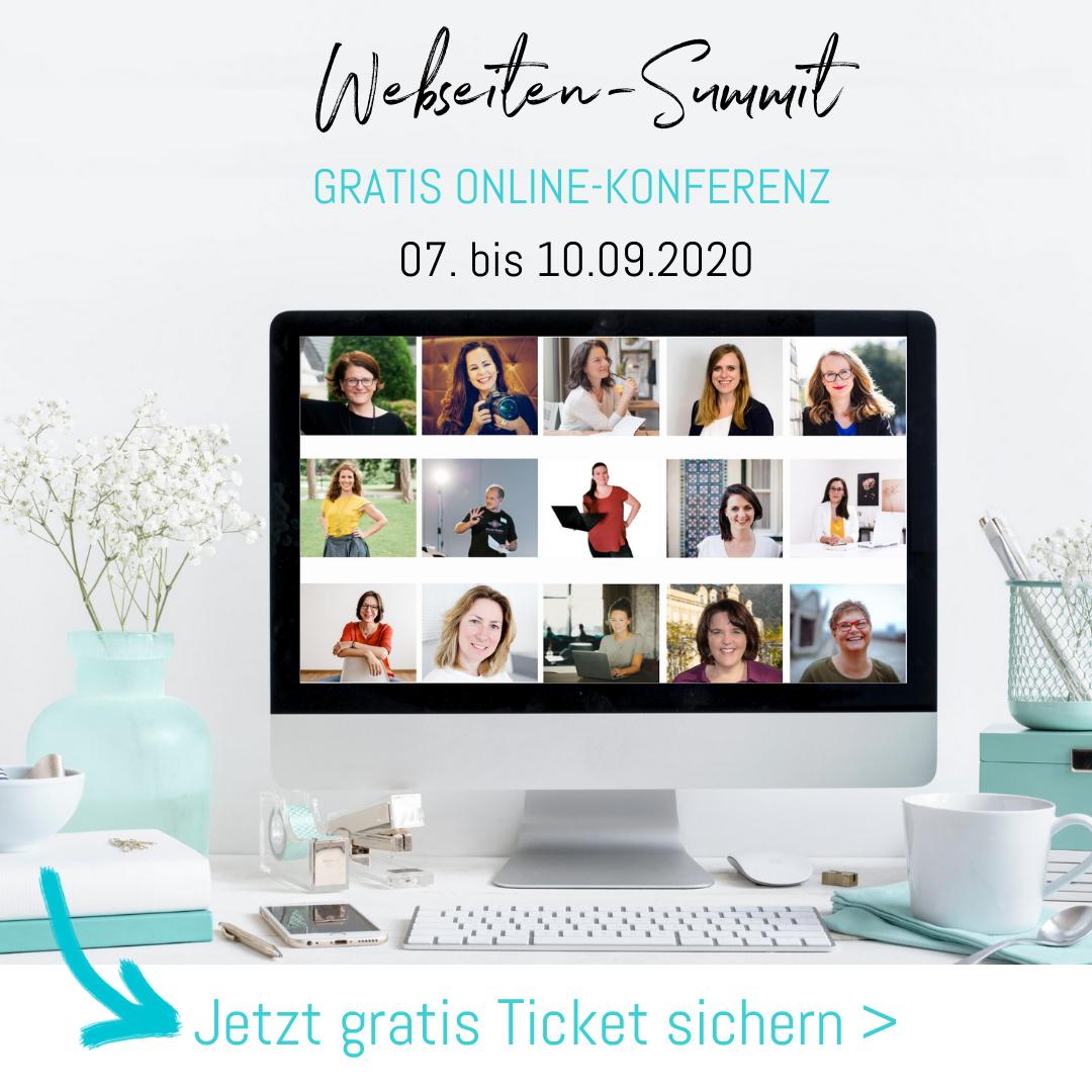 Webseiten Summit 2020