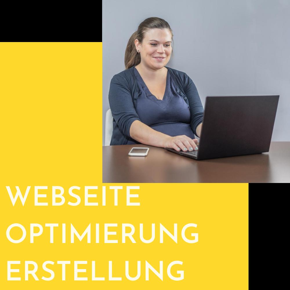 Webseite Optimierung Erstellung